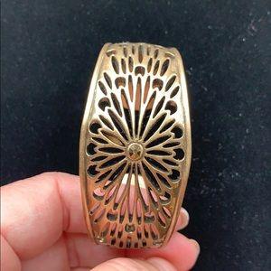 Lucky 🍀 Brand brass bracelet
